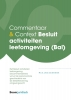 J.H.G. van den Broek ,Besluit activiteiten leefomgeving (Bal)