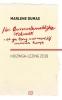 Marlene Dumas ,Het onverantwoordelijke gebaar-of ga terug naar waar je vandaan komt