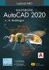 Ronald  Boeklagen ,AutoCAD 2020 Basisboek MBO Leerboek