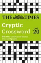 The Times Mind Games The Times Cryptic Crossword Book 20