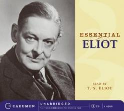 Eliot, T. S. Essential Eliot
