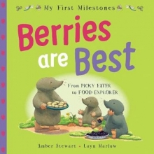 Marlow, Stewart My First Milestones: Berries Are Best