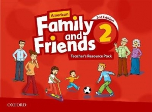 Simmons, Naomi,   Thompson, Tamzin,   Quintana, Jenny American Family and Friends 2. Teacher`s Resource Pack