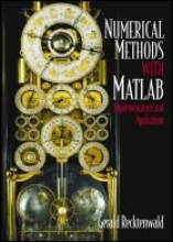 Gerald Recktenwald Introduction to Numerical Methods and MATLAB