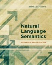 Brendan S. Gillon Natural Language Semantics