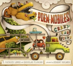 Lewis, J. Patrick,   Florian, Douglas Poem-Mobiles