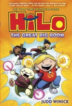 Winick, Judd Hilo Book 3