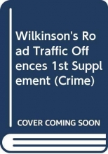 Wilkinson`s Road Traffic Offences