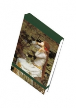 Waterhouse, J. W. J W Waterhouse Pocket Notepad