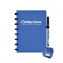 , Notitieboek Correctbook A5 lijn 40blz earthy blue