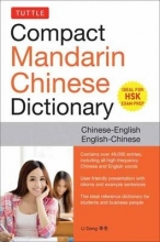 Li Dong Tuttle Compact Mandarin Chinese Dictionary