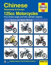 Matthew Coombs Chinese, Taiwanese & Korean 125cc Motorcycles