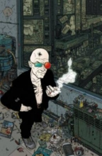Ellis, Warren Absolute Transmetropolitan Vol. 1