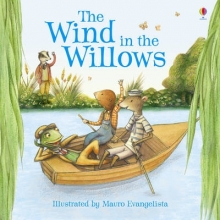 Wind in the Willows picture book (new edition)