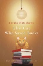 Sosuke Natsukawa, The Cat Who Saved Books