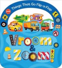 Partridge, Rose Vroom & Zoom Flip-A-Flap