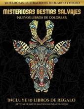 Garcia Santiago Nuevos libros de colorear (Misteriosas bestias salvajes)