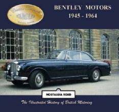 Malcolm Bobbitt Bentley Motors 1945-1964