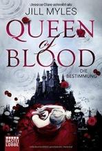 Myles, Jill,   Meier, Frauke Queen of Blood