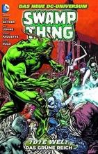 Snyder, Scott Swamp Thing 03