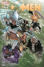 Lemire, Jeff X-Men 01 (2. Serie)