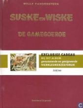 Vandersteen,,Willy Suske en Wiske Luxe Lu308