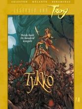 Scotch  Arleston Legenden van Troy - Tykko - 3 De honderd tempels - hc