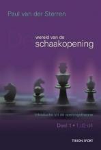 P. van der Sterren , De wereld van de schaakopening