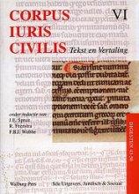 , Corpus Iuris Civilis VI Disgesten 43-50