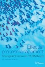 Jos Tolsma Dirk de Wit, Effectief procesmanagement