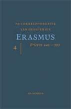 Desiderius  Erasmus De correspondentie van Desiderius Erasmus IV