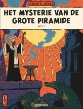 Edgar Pierre Jacobs , Het Mysterie van de grote pyramide De kamer van Horus