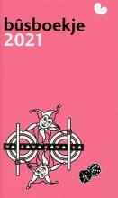 Sieta de Vries Arjen  Dijkstra, Bûsboekje 2021