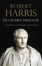 Robert Harris , De Cicero-trilogie