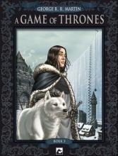 George R.R.  Martin A game of Thrones boek 3