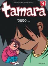 Zidrou Tamara 9 Diego