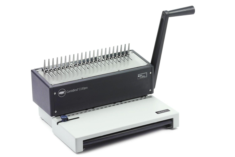,Inbindmachine GBC Combbind C150pro 21-gaats