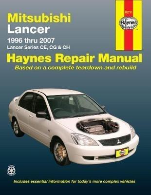 Haynes Publishing,Mitsubishi Lancer