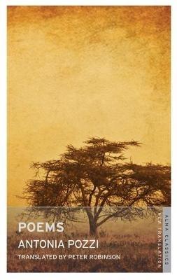 Antonia Pozzi,   Peter (Aoyama Gakuin University, Japan) Robinson,Poems