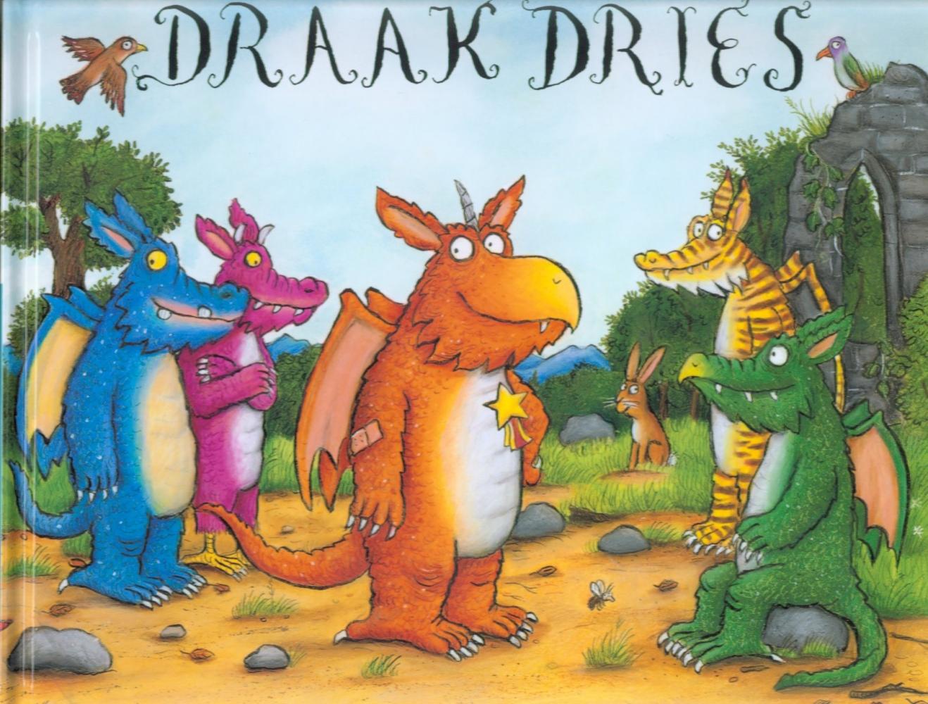 Julia Donaldson,Draak Dries