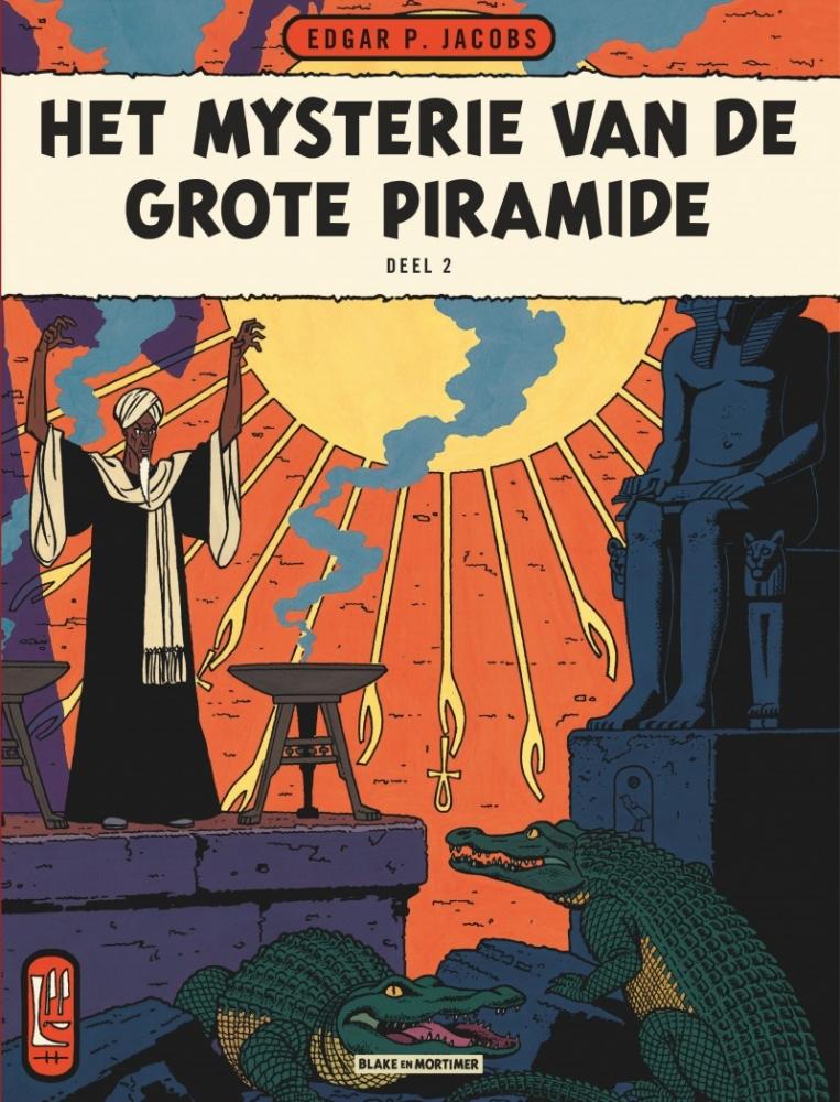 Edgar,Pierre Jacobs,De Kamer van Horus