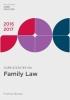Burton, Frances, Core Statutes on Family Law