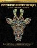 Garcia Santiago, Nuevos libros de colorear (Misteriosas bestias salvajes)