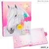 ,<b>Dagboek miss melody met cijferslot roze motief 2</b>
