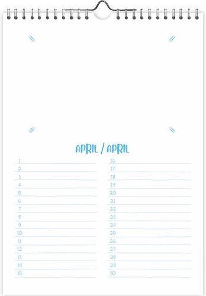 ,Verjaardagkalender do it yourself