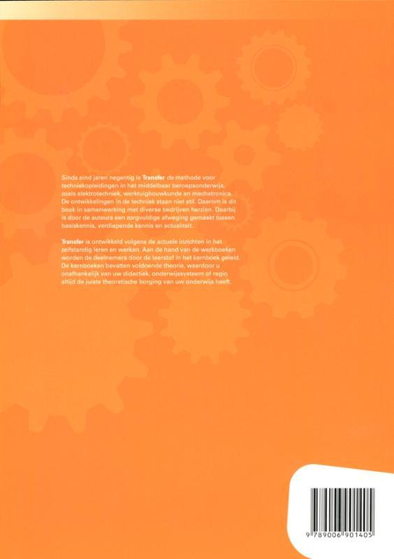 H. Hersche, J.G. Verhaar, H. Hebels,Tr@nsfer-w Construeren Werkboek 4