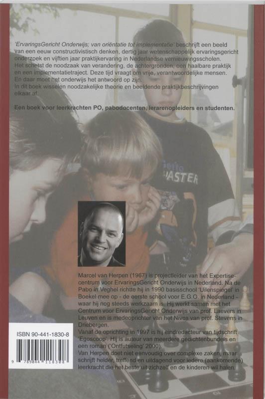 M. van Herpen,Ervaringsgericht onderwijs