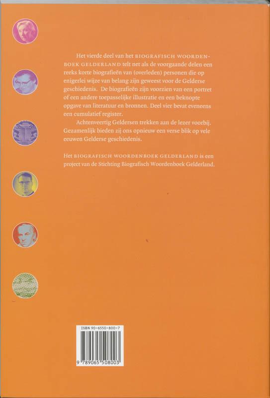 ,Biografisch Woordenboek Gelderland 4