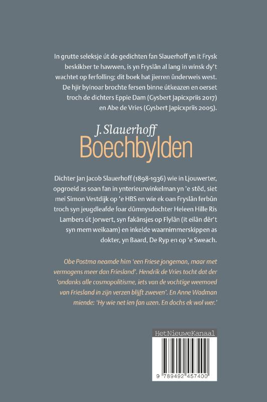 J. Slauerhoff,Boechbylden
