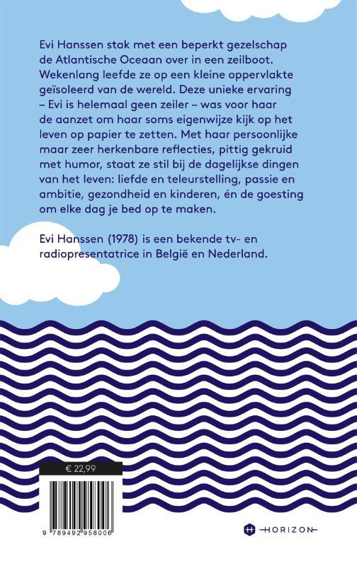 Evi Hanssen,Ergens onderweg